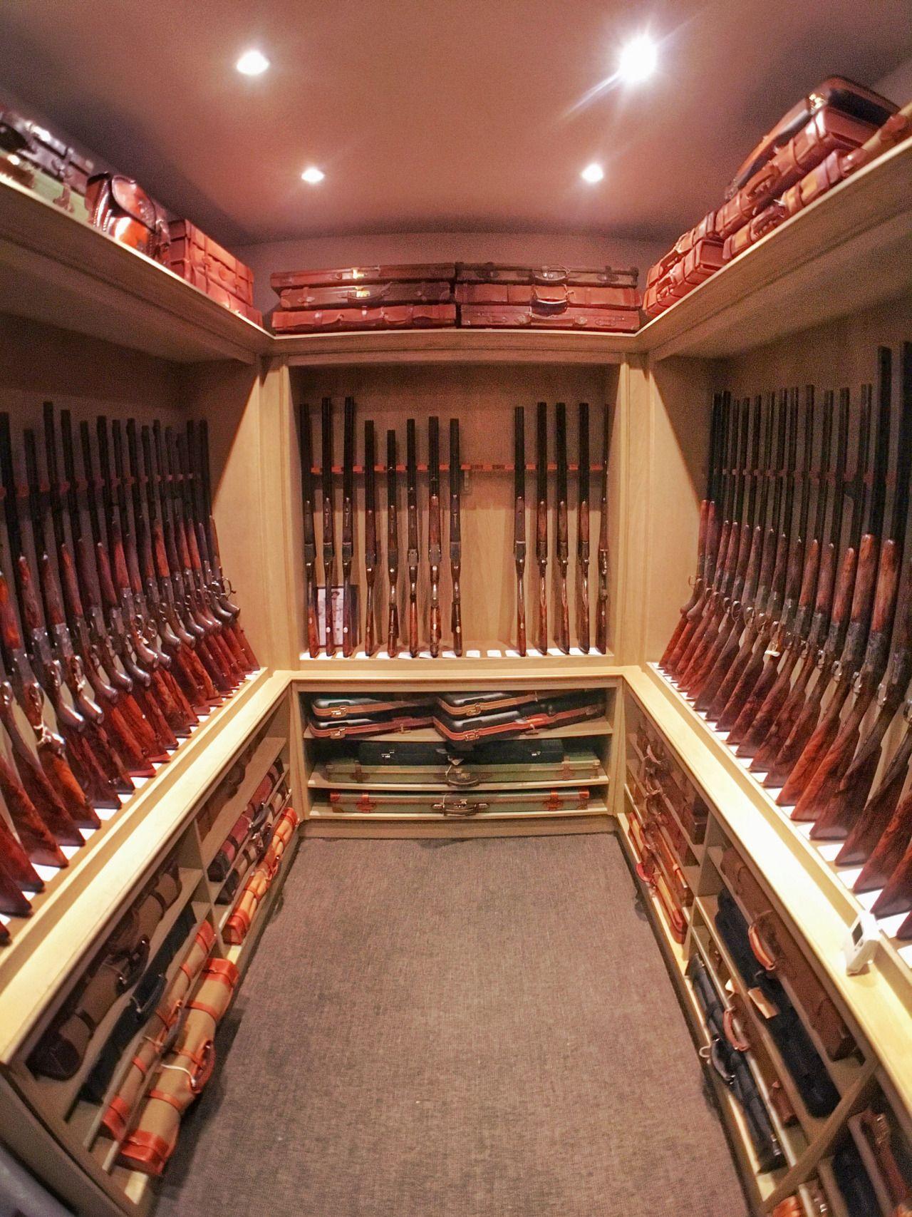 Explore Gun Closet, Closet Safe, And More!