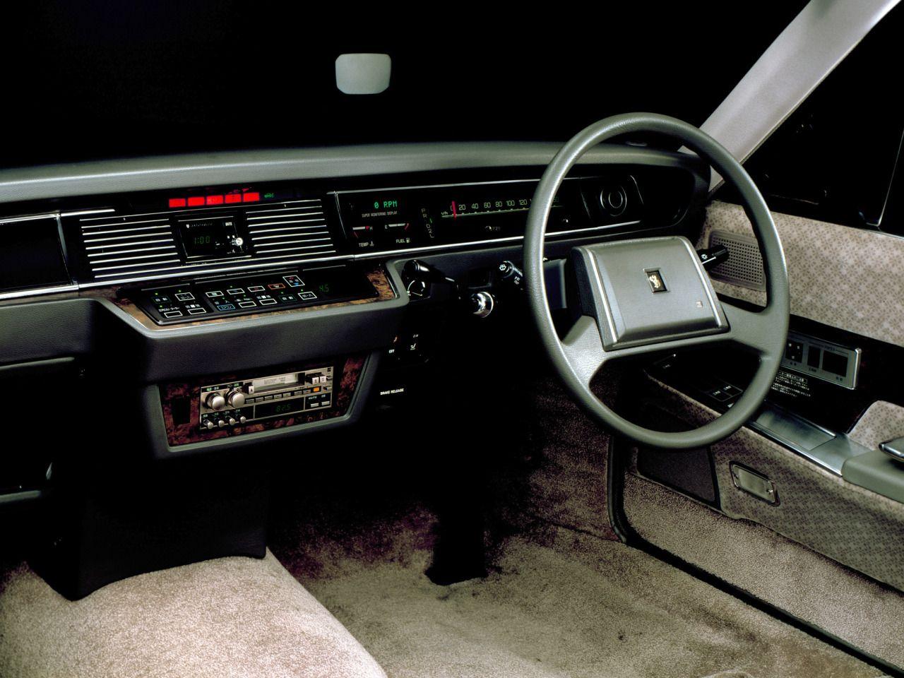 1982 Toyota Century
