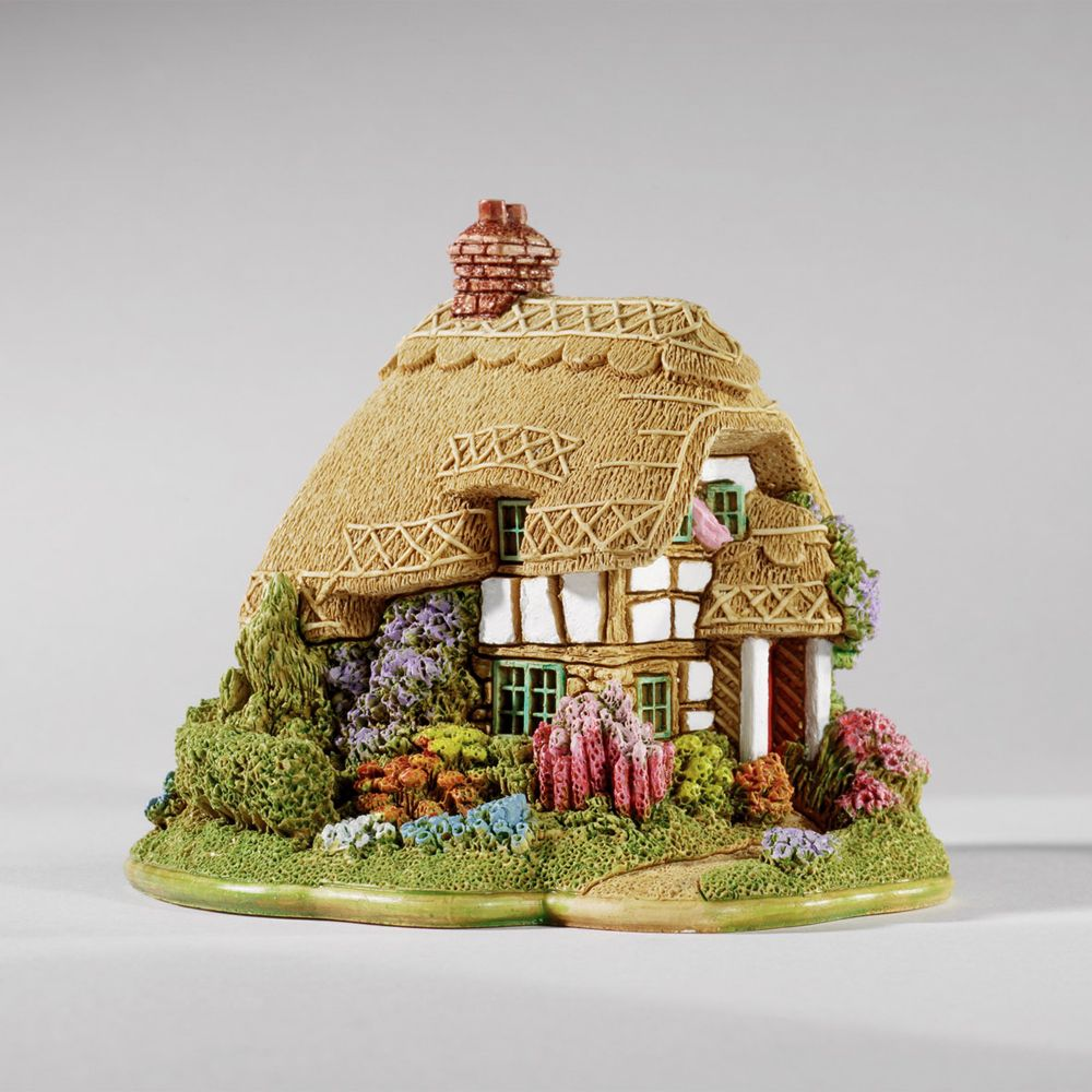 box cottage houses house armada lane cottages mint miniature with pin lilliput england