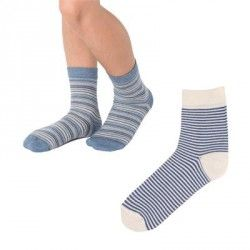 Pack calcetines infantiles 98% algodón orgánico Living Crafts