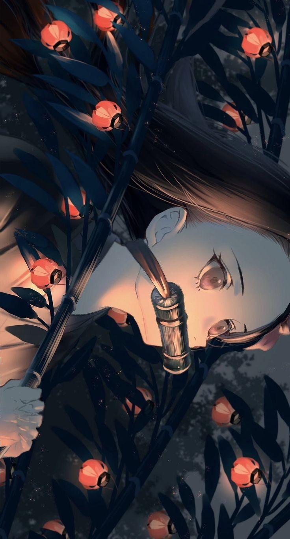 Photo of Papel de parede da Nezuko Kamado do anime Kimetsu no Yaiba | wallpaper da Nezuko Kamado em HD