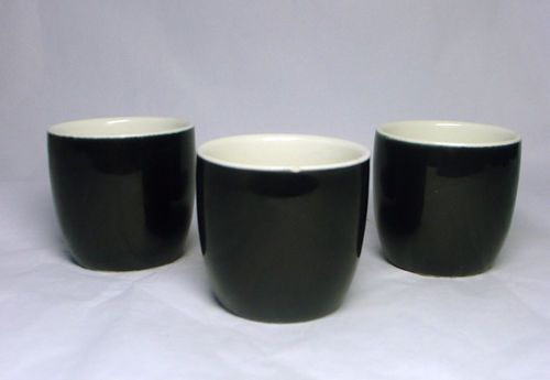 Ridgway S Homemaker Egg Cups X 3 Egg Cups Cups And