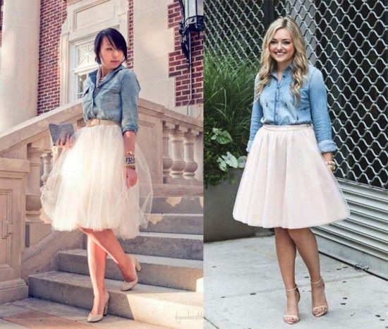 fb5de0897f estilo de falda y blusa para niñas - Buscar con Google