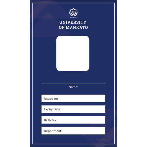 40 Blank Id Card Templates Psd Ai Vector Eps Doc Pertaining To Quality Id Card Template Ai Id Card Template Card Templates Free Blank Id Cards