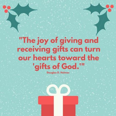 30 Christmas Quotes From LDS Leaders To Help Us Remember The Greatest  Christmas Gift Of All
