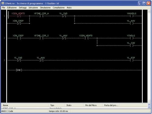 Ladder Program Arduino PLC | Arduino, Ladder logic