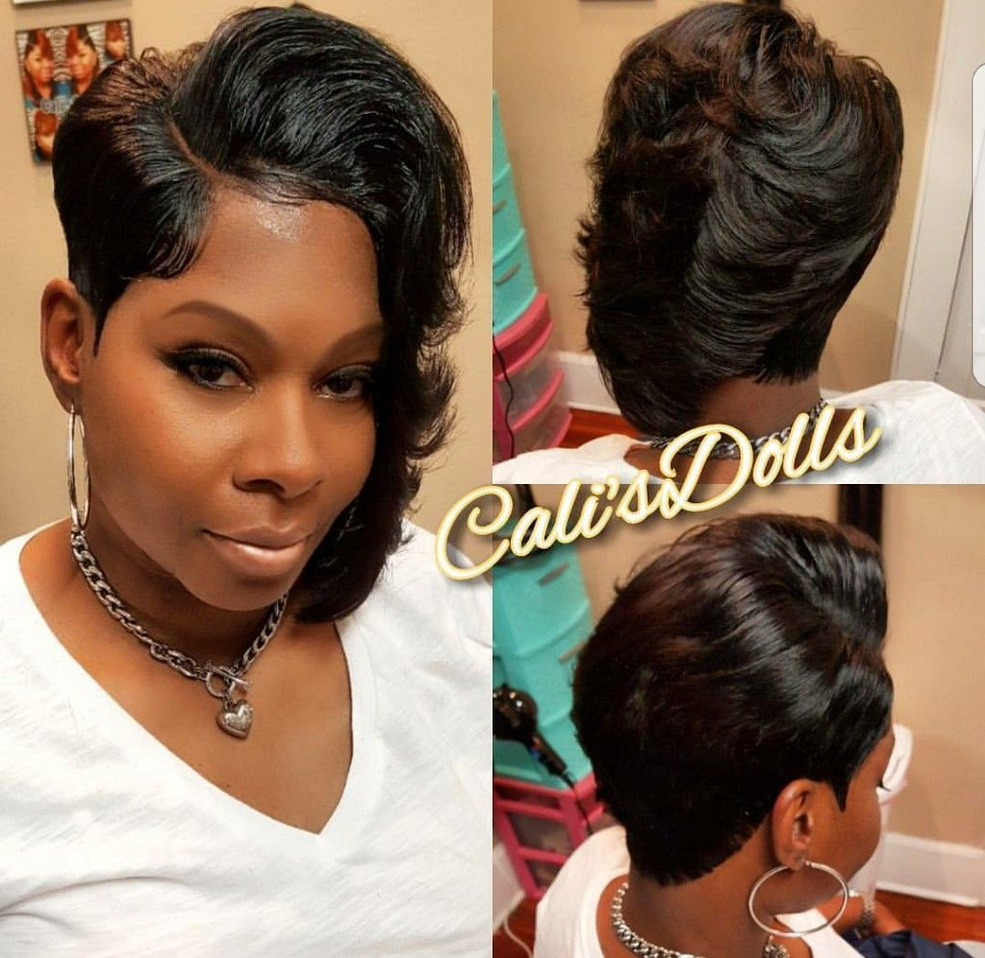 Quick Weave Quick Weave Hairstyles Hair Styles Weave Hairstyles
