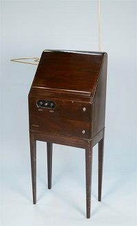 rca theremin 100034 for sale arc organ music piano keyboard. Black Bedroom Furniture Sets. Home Design Ideas