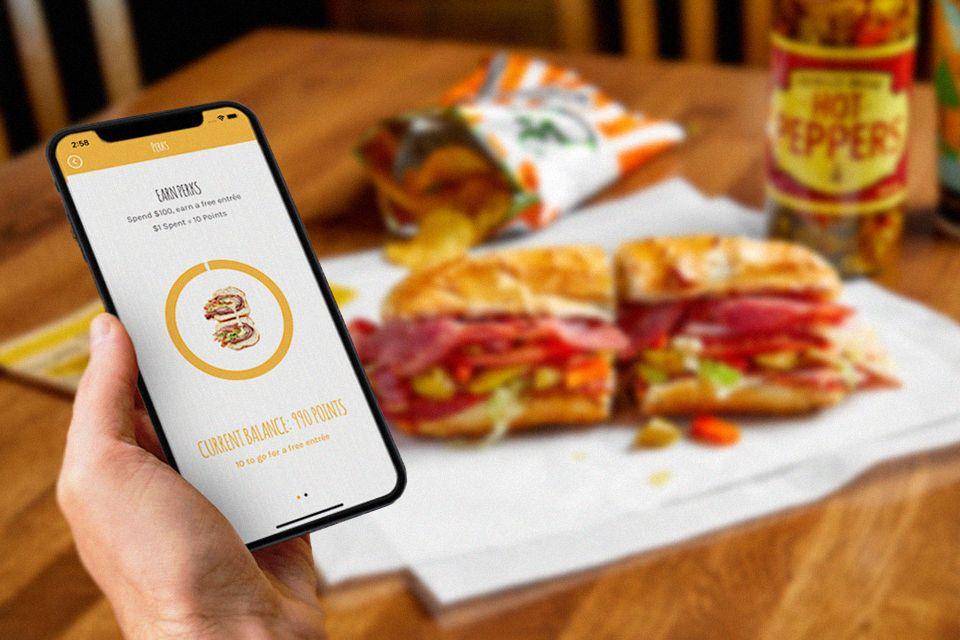 Potbelly Celebrates 2 Million Perks Members By Giving Away 2 Million Points In 2020 Potbelly Sandwich Shop Perks Lunch Break