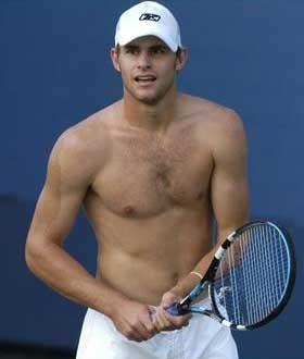 Andy Roddick I Love Him Andy Roddick Tennis Stars Fun Sports