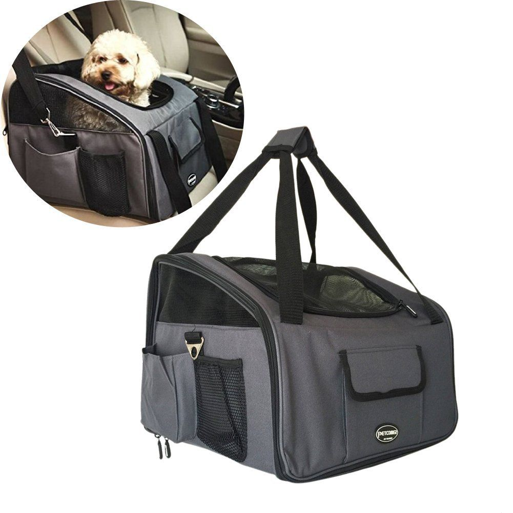 T Tocas Waterproof Car Seat Small Cats Dogs Puppy Travel