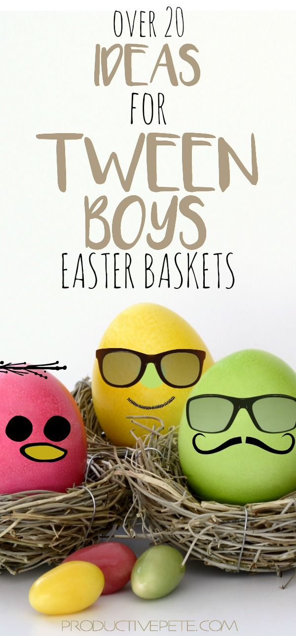 20 ideas for tween boys easter baskets basket ideas easter 20 ideas for tween boys easter baskets basket ideas easter baskets and tween negle Gallery