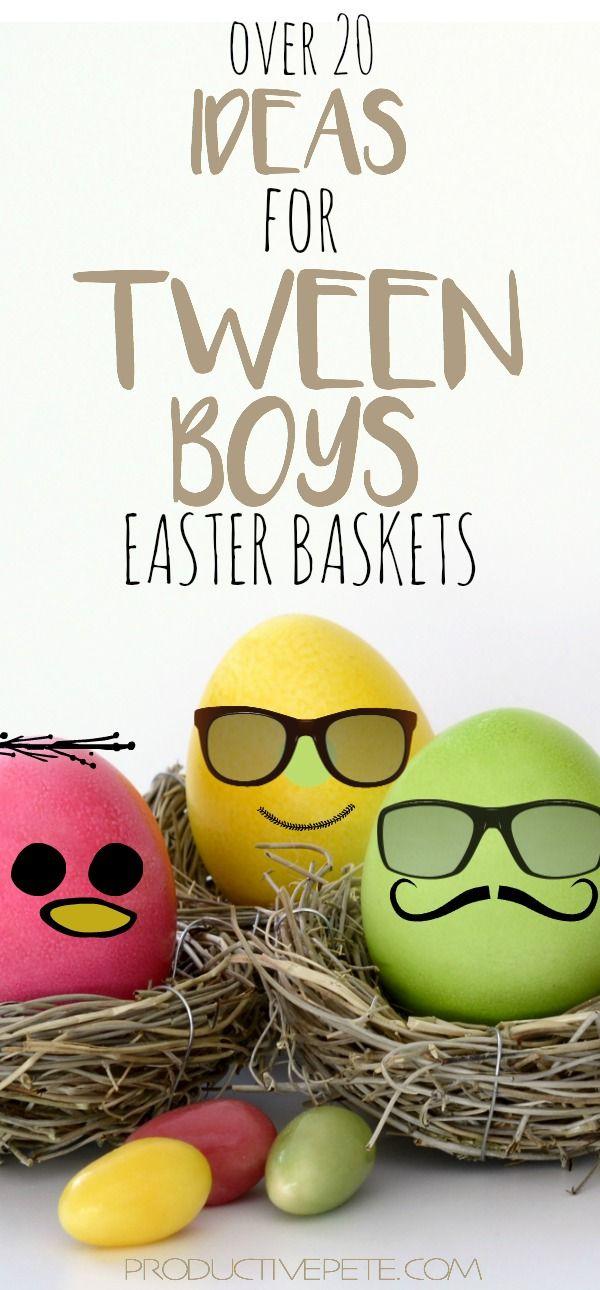 20 ideas for tween boys easter baskets basket ideas easter 20 ideas for tween boys easter baskets basket ideas easter baskets and tween negle Image collections