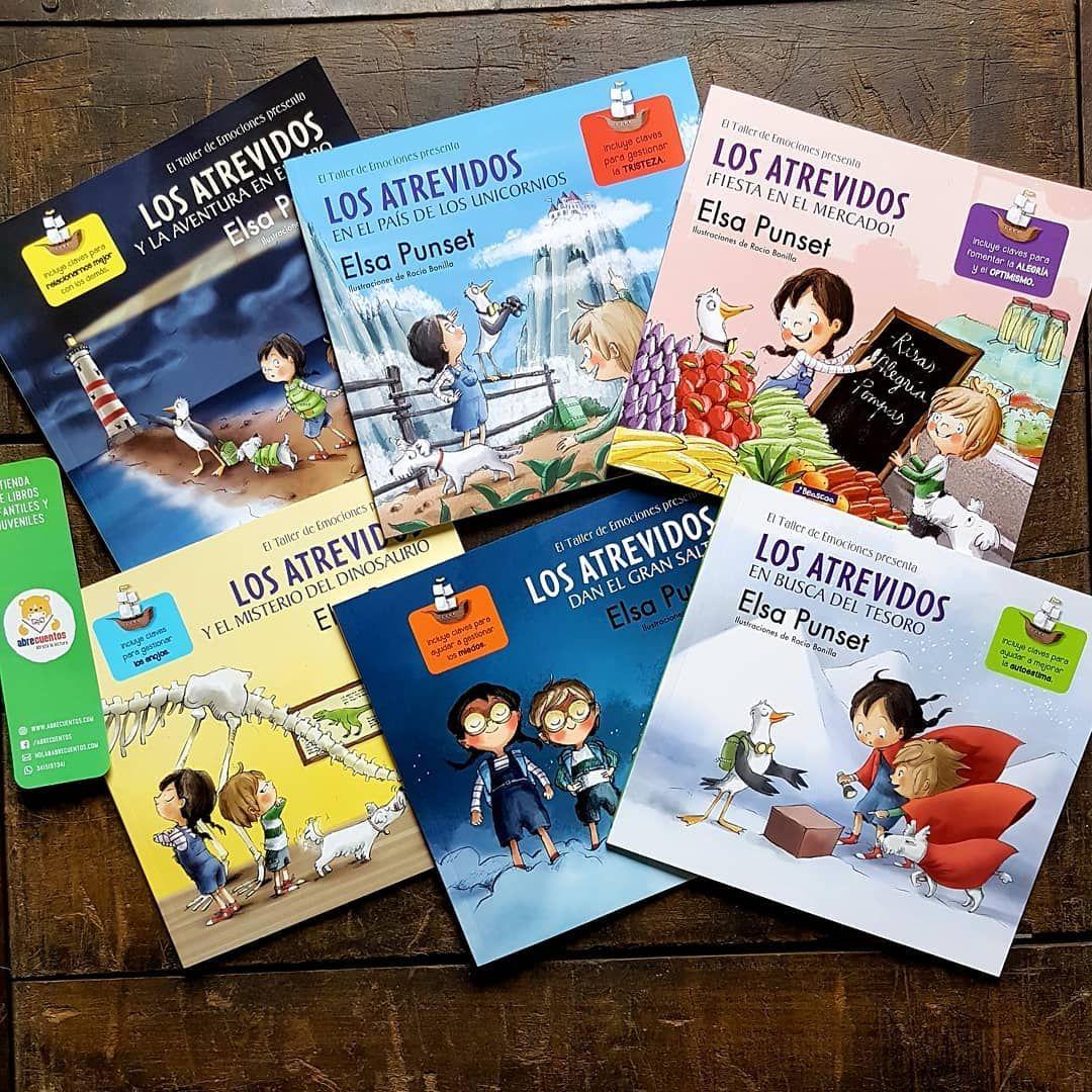 52 Me Gusta 5 Comentarios Tienda Abrecuentos Abrecuentos En Instagram Volvieron Todos Los Atrevidos Elsa Punset La Conocida A Book Cover Books Cover