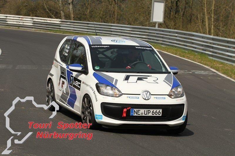 Up Racing Vw Up Racing
