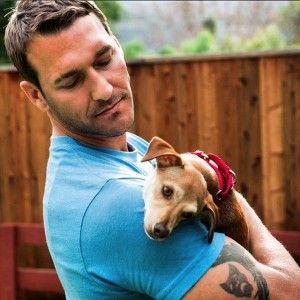 Animal Trainer Cbs S Lucky Dog Star Brandon Mcmillan Finding A
