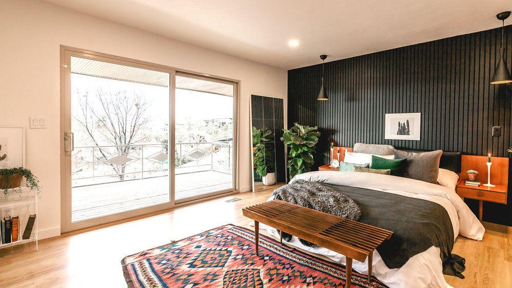 Boise Boys Boise Boys Feature Wall Bedroom Glass House