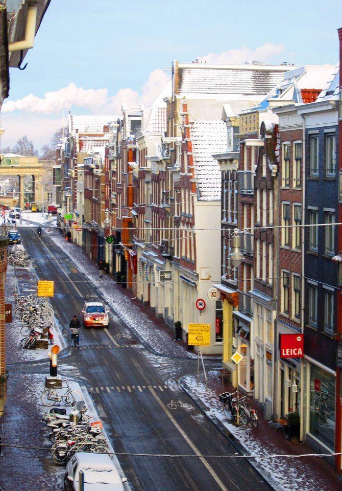 Haarlemmerdijk Amsterdam