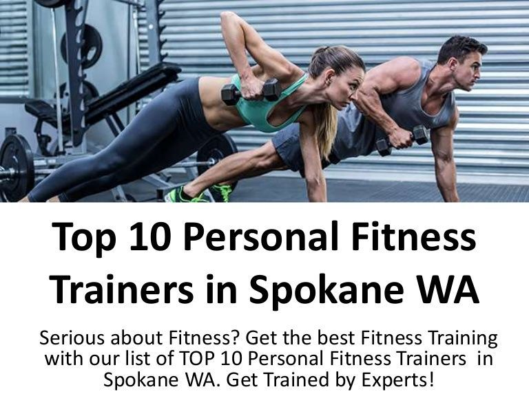 Serious about Fitness? Get the best Fitness Training with our list of TOP 10 Per... -  Serious about...