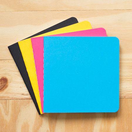 Kit de Journals - CMYK