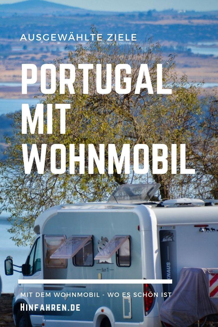 Portugal mit Wohnmobil: Camper Tipps 10 Lieblingsorte & mehr