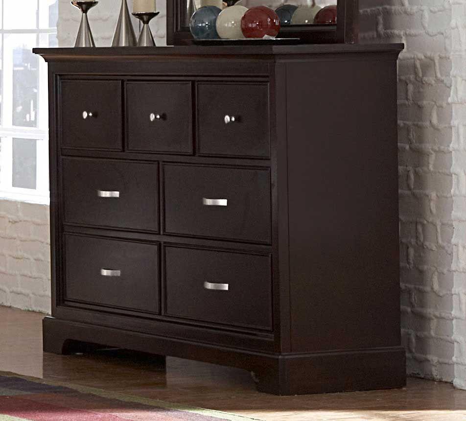Black Brown Dresser Home Furniture Design Brown Dresser Dresser Design Headboard And Footboard [ 860 x 952 Pixel ]