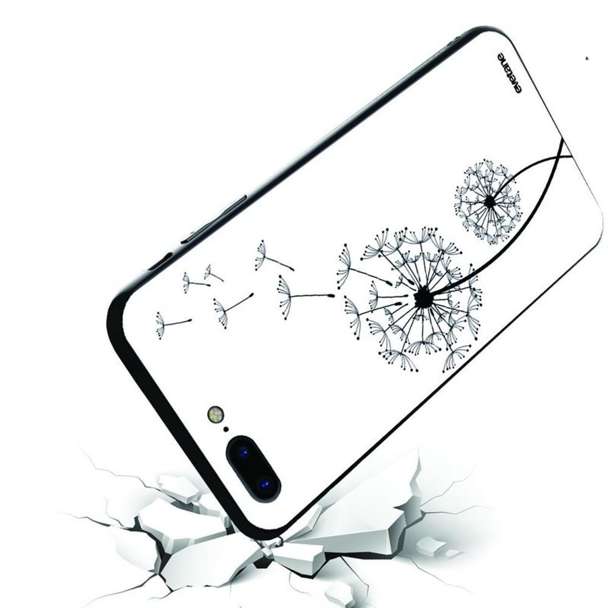 Coque IPhone 7 Plus / 8 Plus Verre Trempé