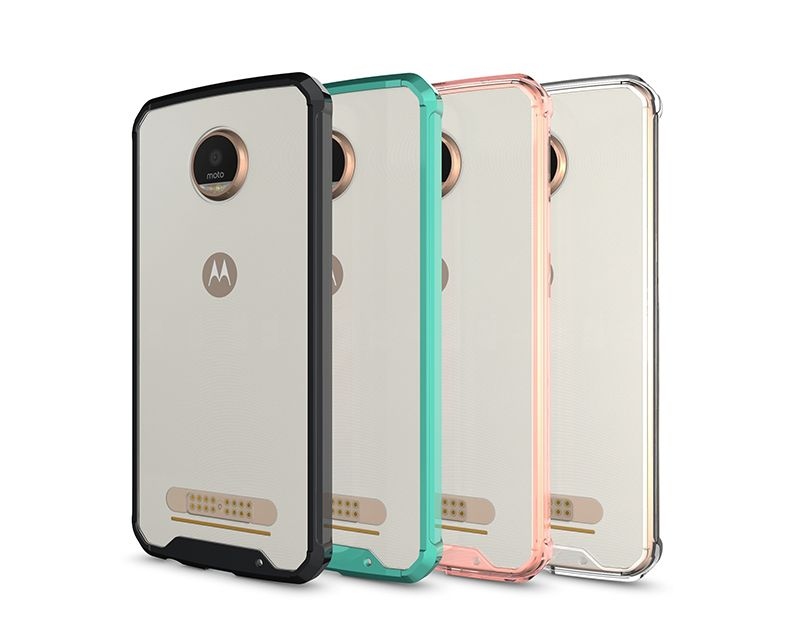 020008c7872 Cover for Motorola Moto Z2 Play Phone Cases Transparent armor cases for Moto  Z2 PLAY TPU