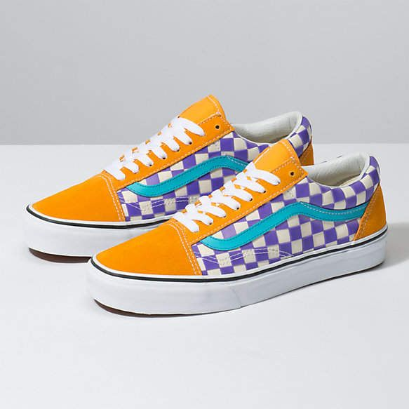 Thermochrome Checker Old Skool | Shop | Custom vans shoes