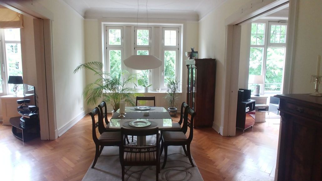 5ZimmerWohnung in Hamburg Uhlenhorst zu mieten Wohnung