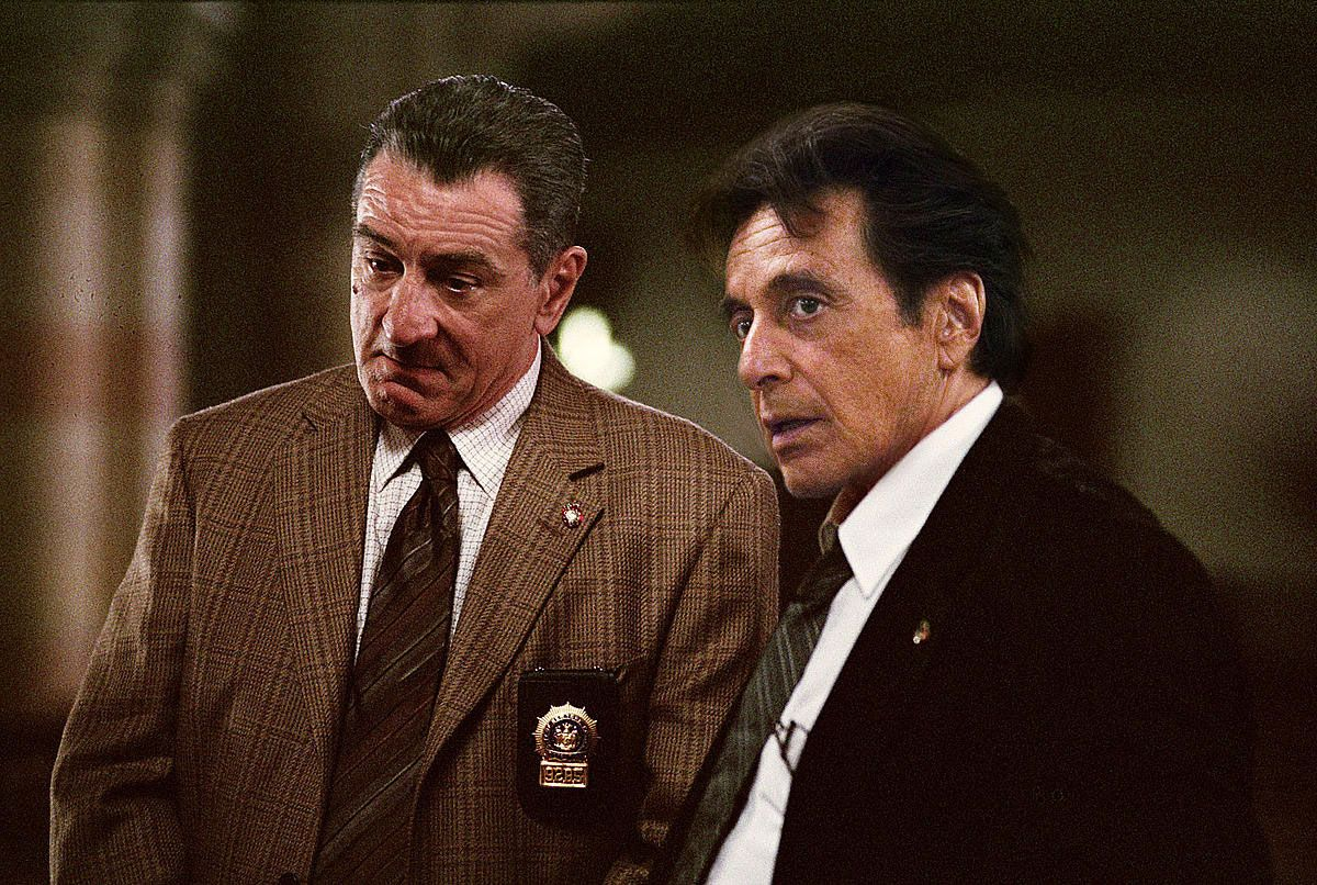 Deniro And Pacino With Images Most Handsome Actors Al Pacino