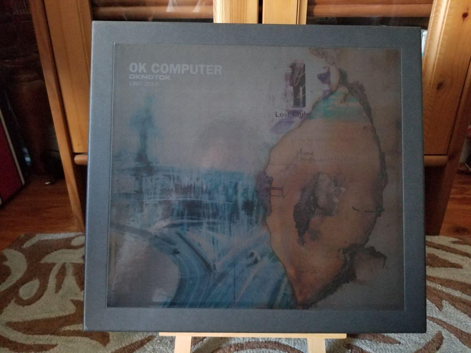 Radiohead Ok Computer Deluxe Edition Box Set Oknotok 1997 2017