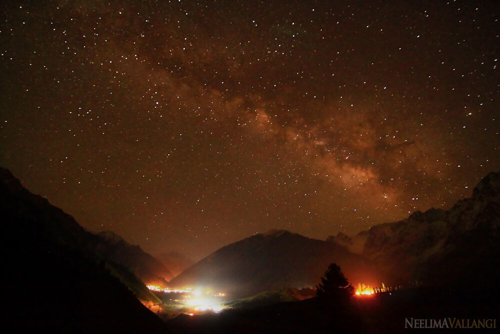 Stargazing destinations in India: Sonmarg