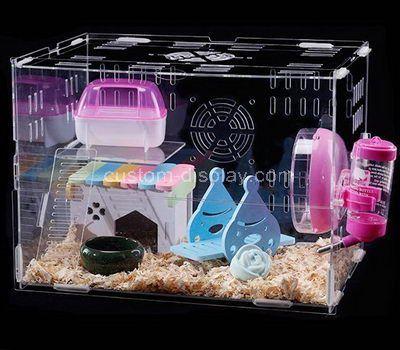 wholesale online shop best sellers unique design Cage hamster plexiglas | Acrylic box | Hamster cages, Dwarf ...