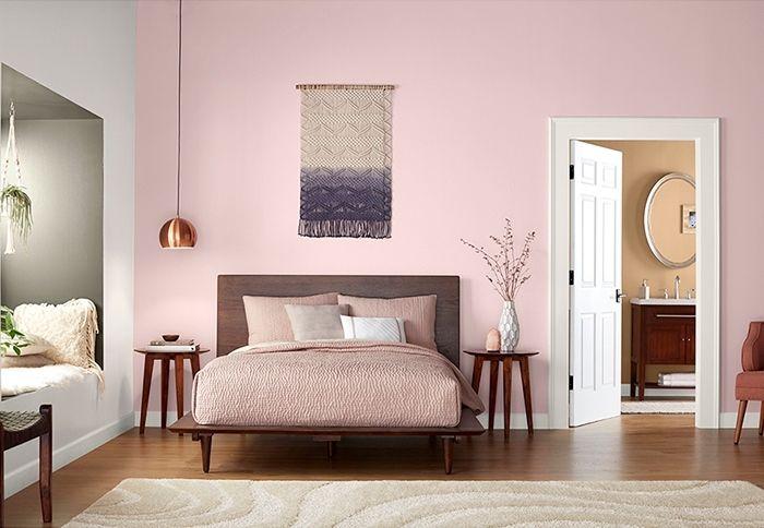 Pin on chambre coucher - Quelle couleur pour une chambre adulte ...