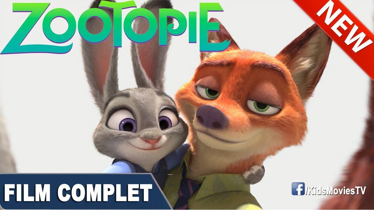 Zootopie Film Complet En Français 2016 Zootopie Dessin