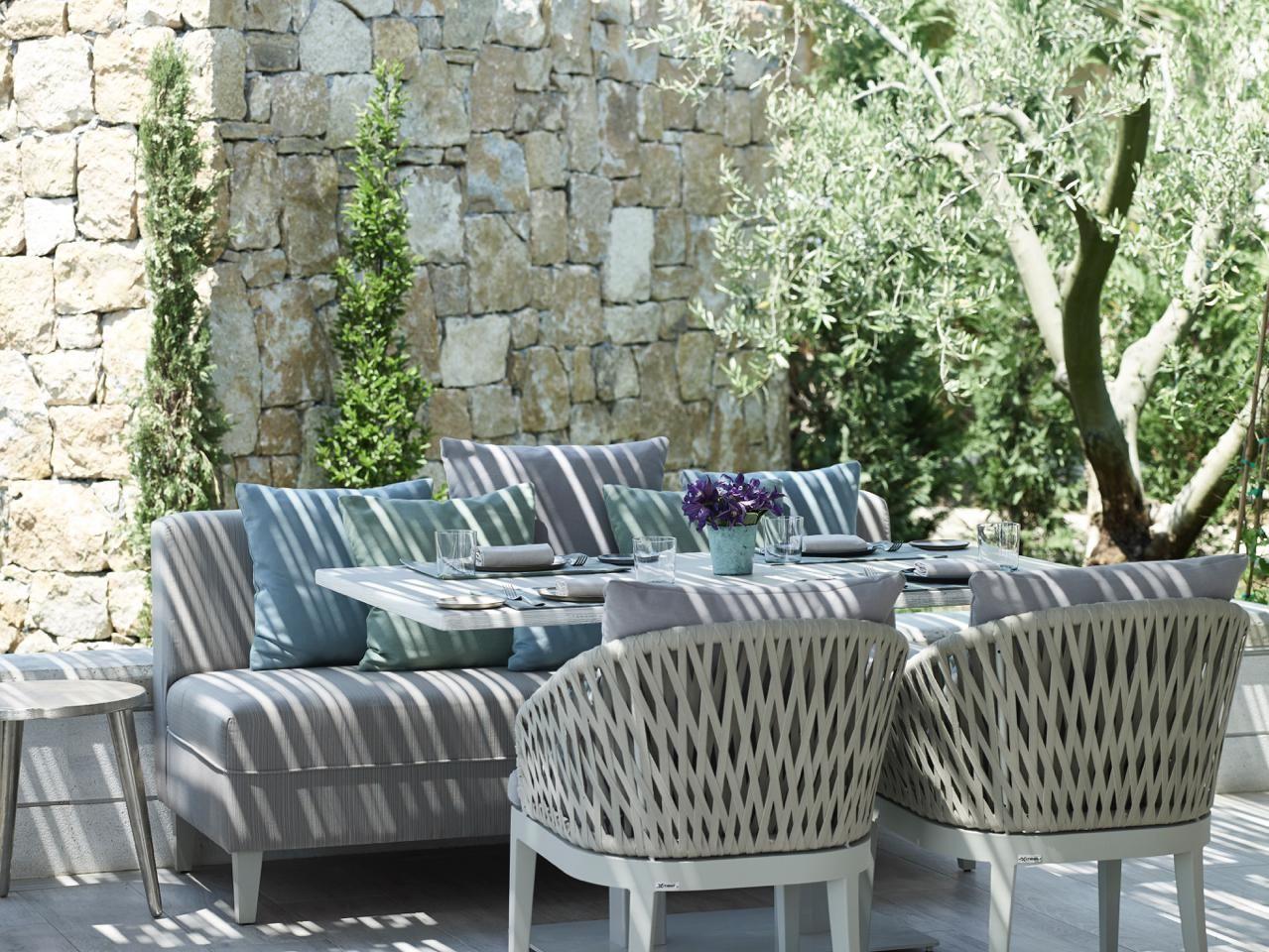 designermobel ideen monica armani, sani resort – ein ruhepol an der küste griechenlands, Möbel ideen