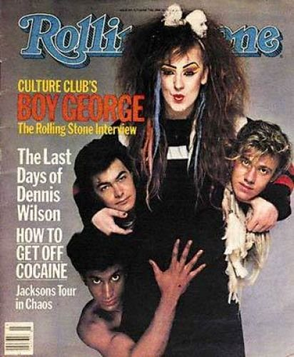 Pin By Jennifer George On Boys Rooms: 1984 Rolling Stone Covers