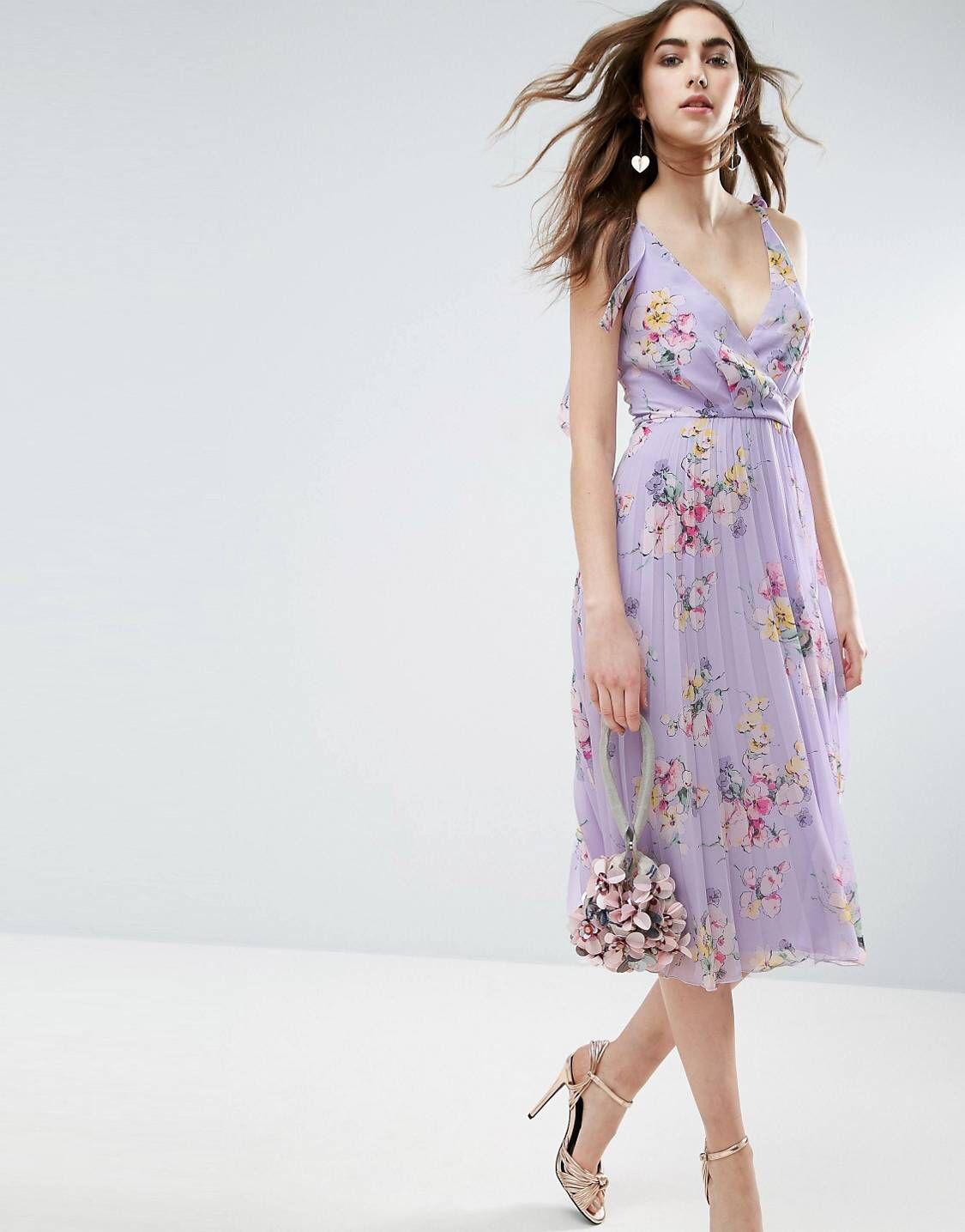 Purple dress  Modestil, Kleider, Asos kleid