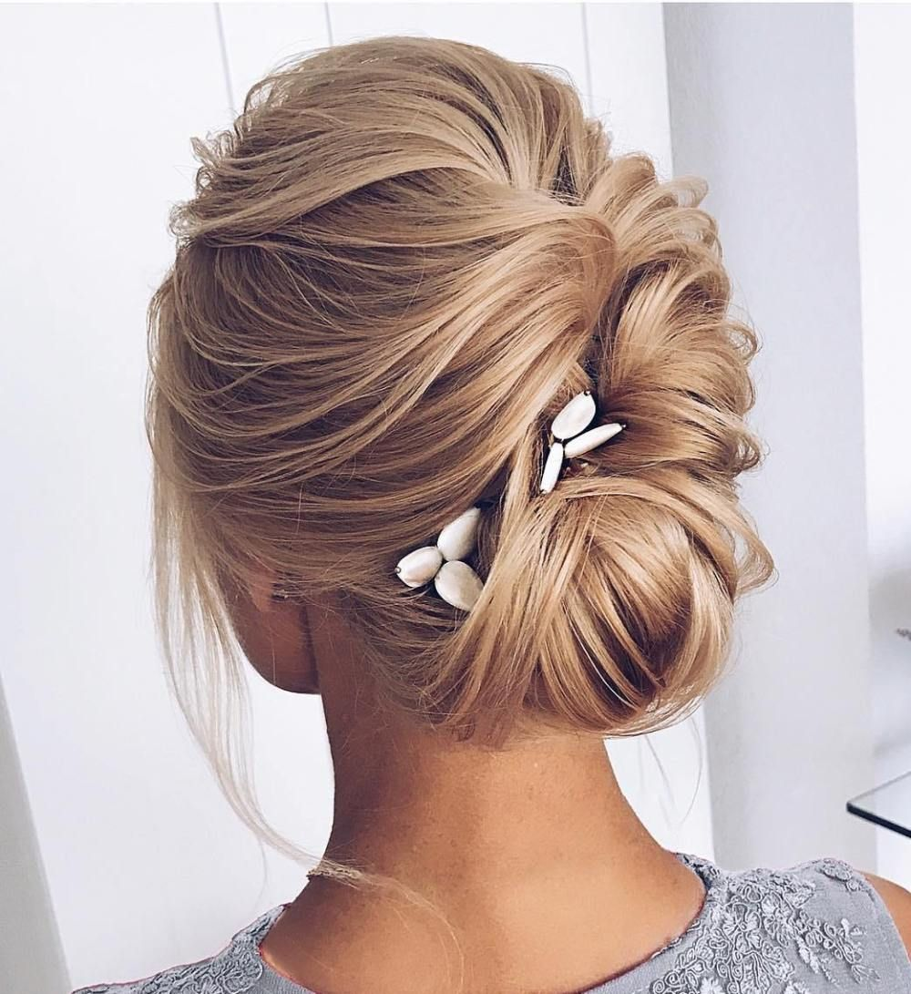 Trendiest Updos for Medium Length Hair French twists Medium