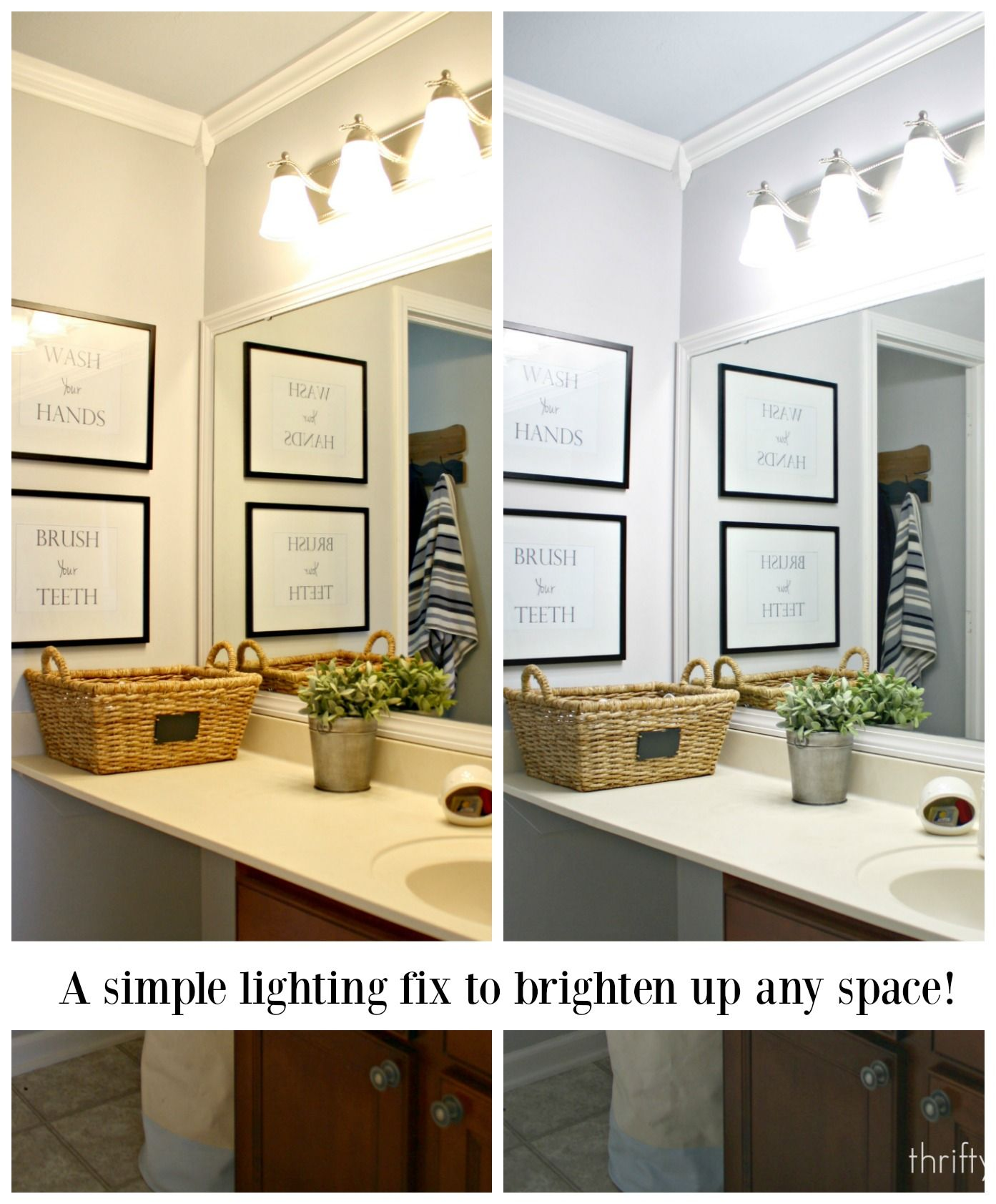 Daylight Vs Soft White For Living Room : daylight, white, living, Daylight, (Amazing!), Bathroom, Light, Bulbs,, Kitchen, Lights