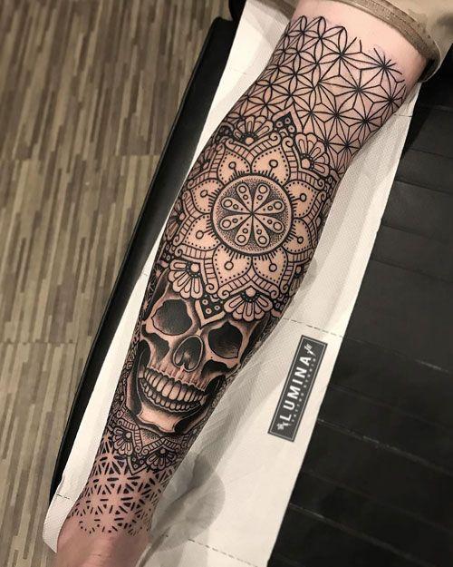 Photo of 125 Best Leg Tattoos For Men – #formen #Leg #Men #tattoos