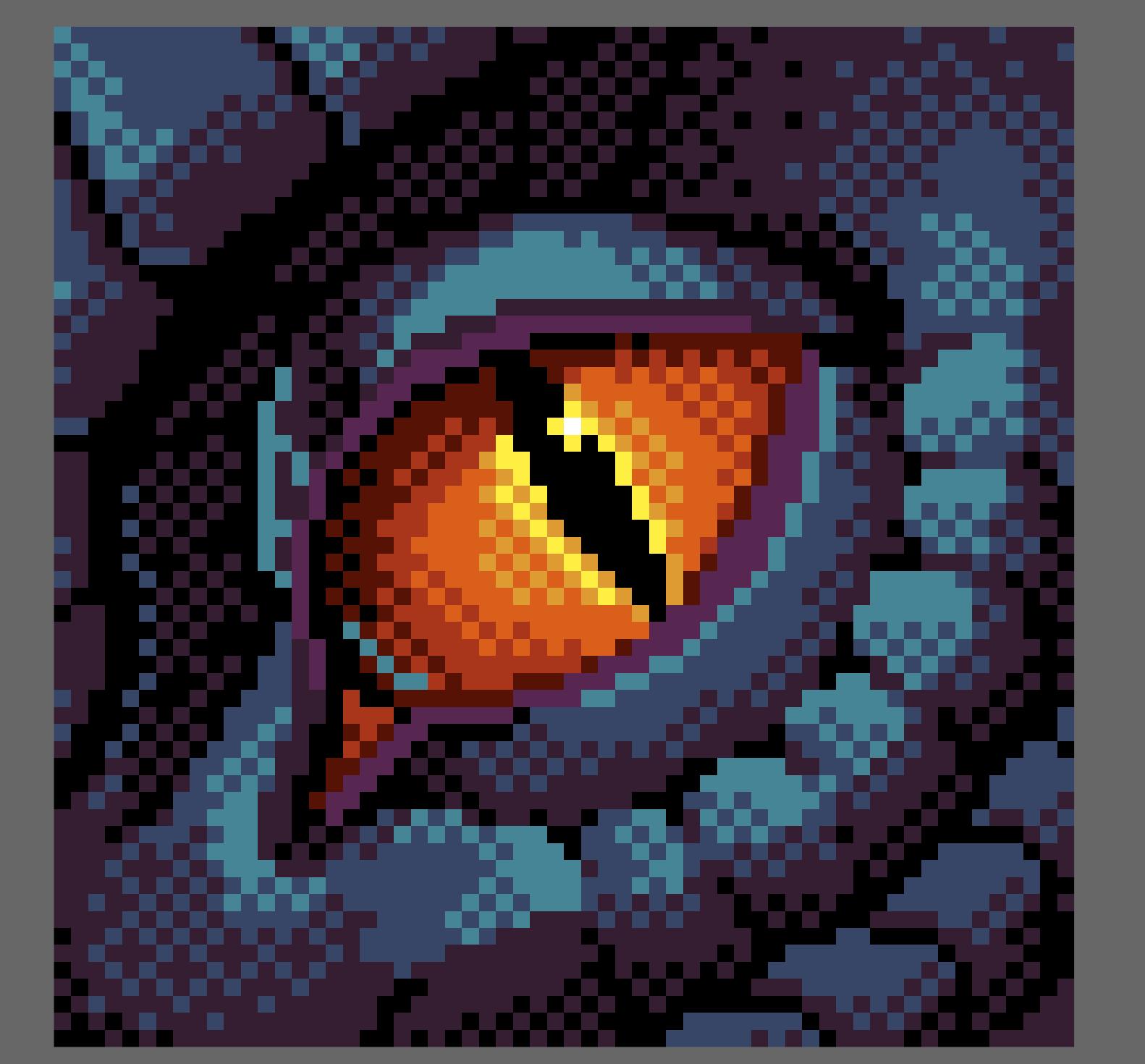 Dragon Pixel Art Pattern In 2021 Pixel Art Dragon Pixel Art Pixel Art Pattern