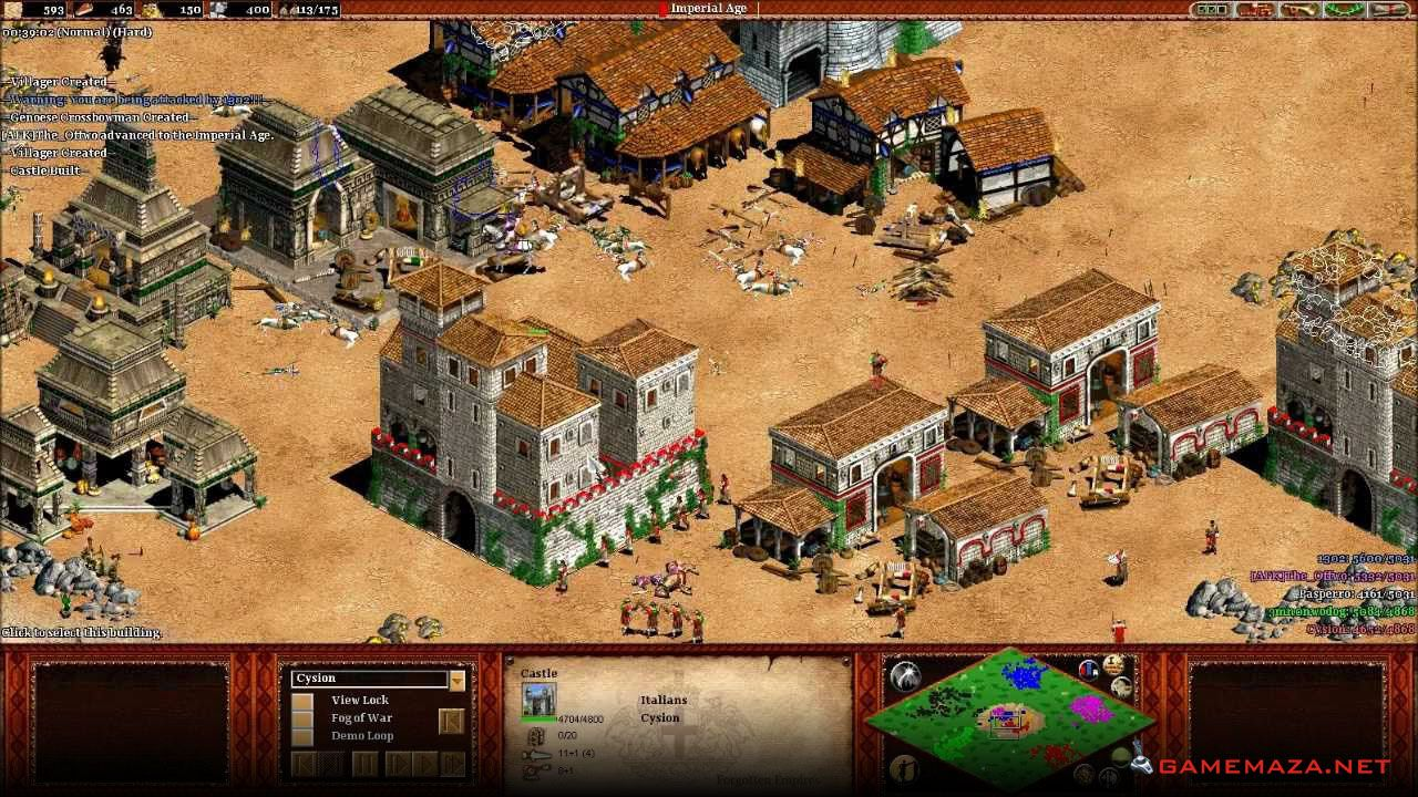 Age Of Empires Ii Hd The Forgotten Free Download Age Of Empires