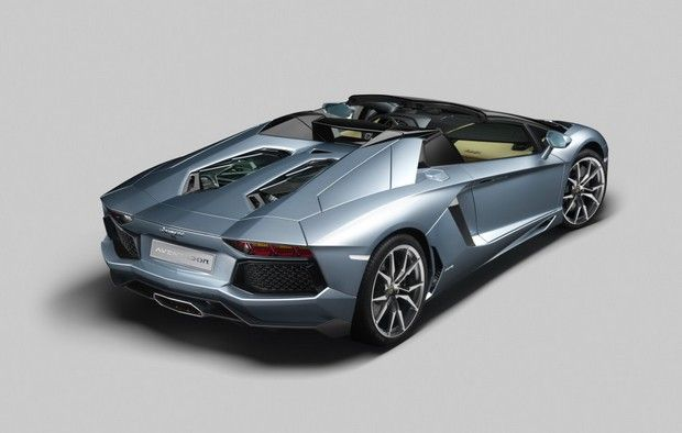 2014 Lamborghini Aventador LP700 4 Roadster