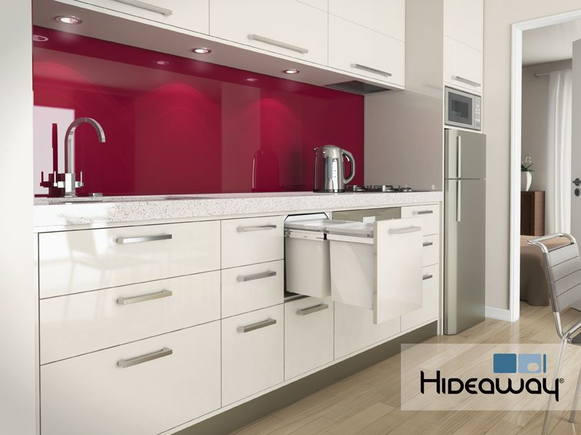 Hideaway Bins Are The Ideal Solution For Any Domestic Or Commercial Magnificent Comercial Kitchen Design Model