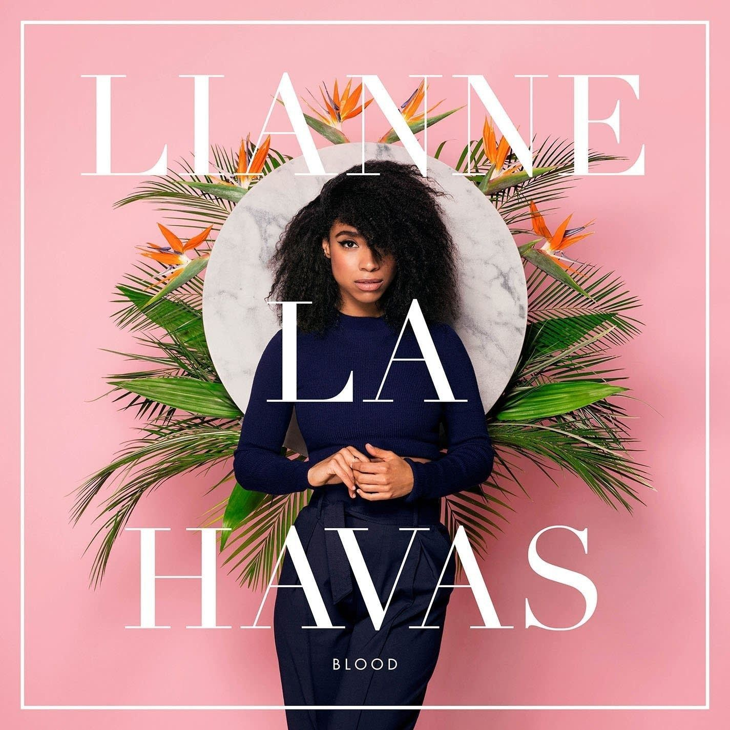 Lianne La Havas Blood Pastel Nature Organic Design