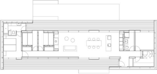 Schäffler plan maison moderne 4 Pinterest Architecture