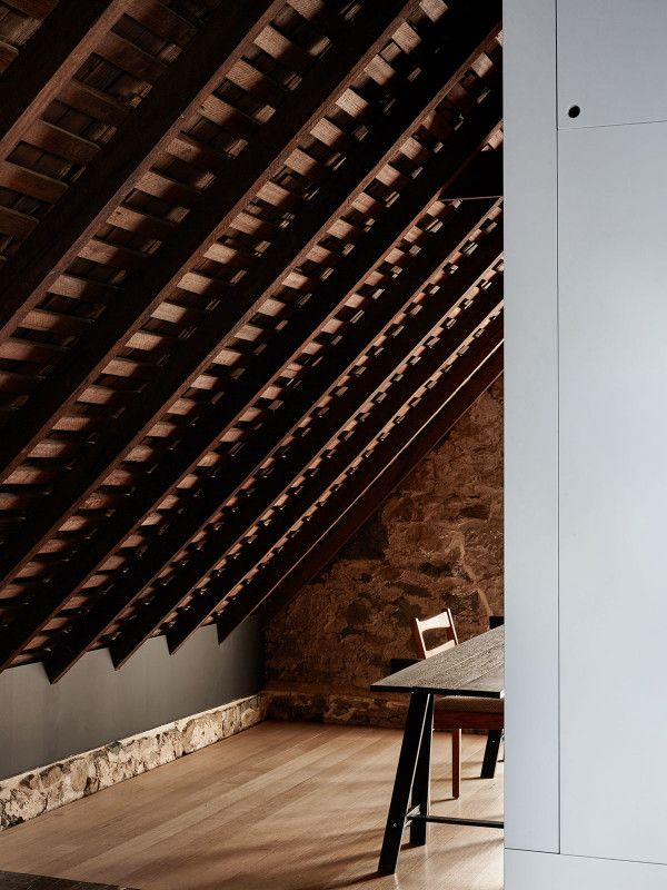 The Barn Space Architecture Architecture Timber House
