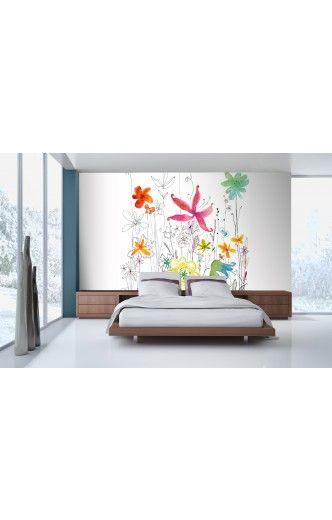 Papiers peints XXL KOMAR : papier peint direct, vente decoration ...
